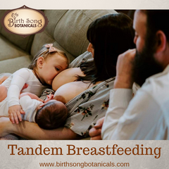 Tandem Breastfeeding