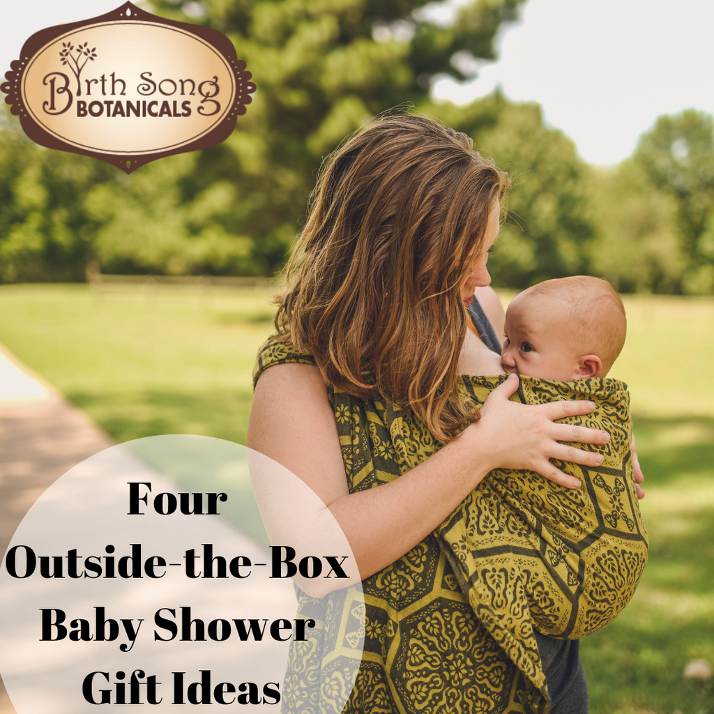 Four Outside-the-Box Baby Shower Gift Ideas