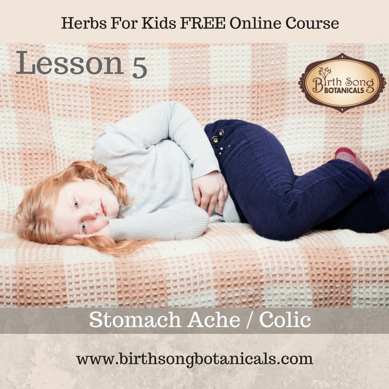 LESSON 5- Stomach Ache / Colic