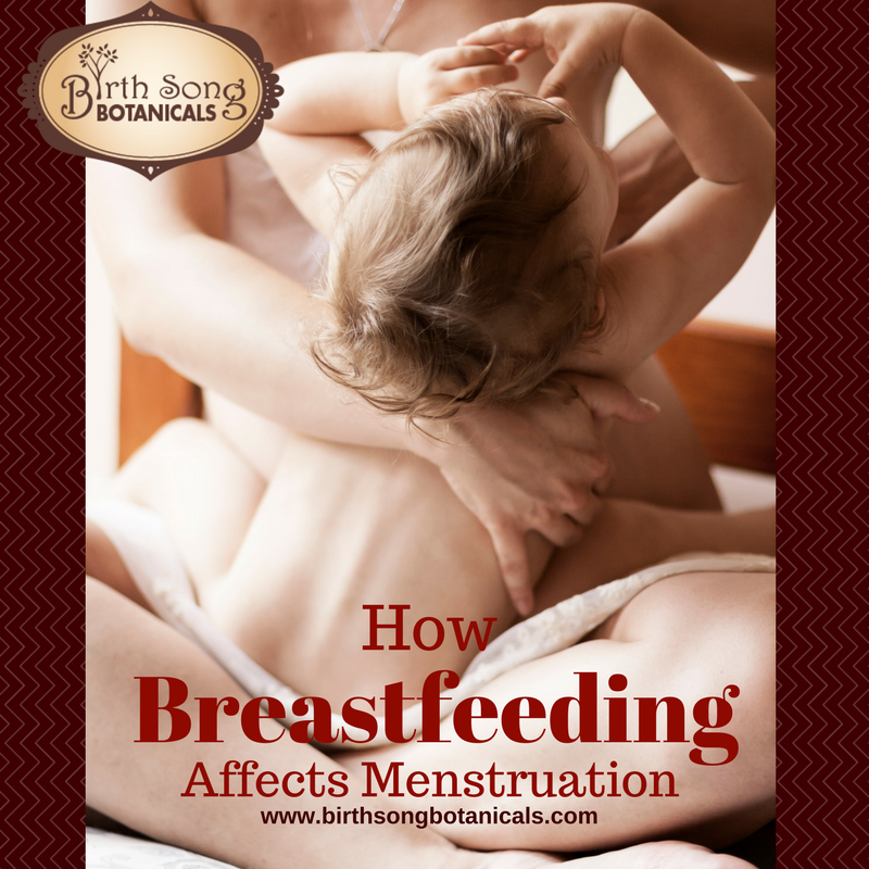 How Menstruation and Breastfeeding Affect Each Other