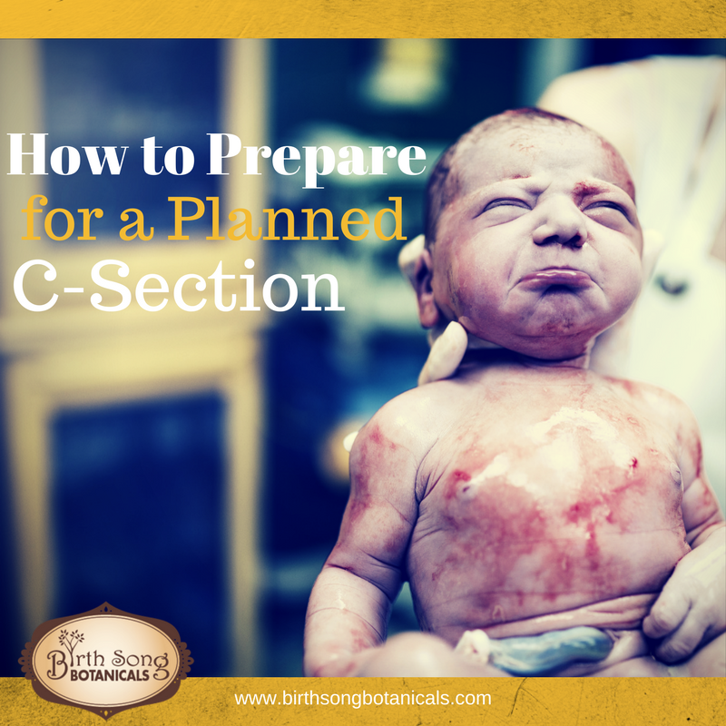How to Prepare for a Planned C-Section
