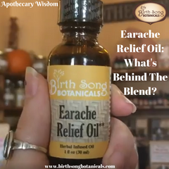 Earache Relief Oil: What's Behind The Blend?