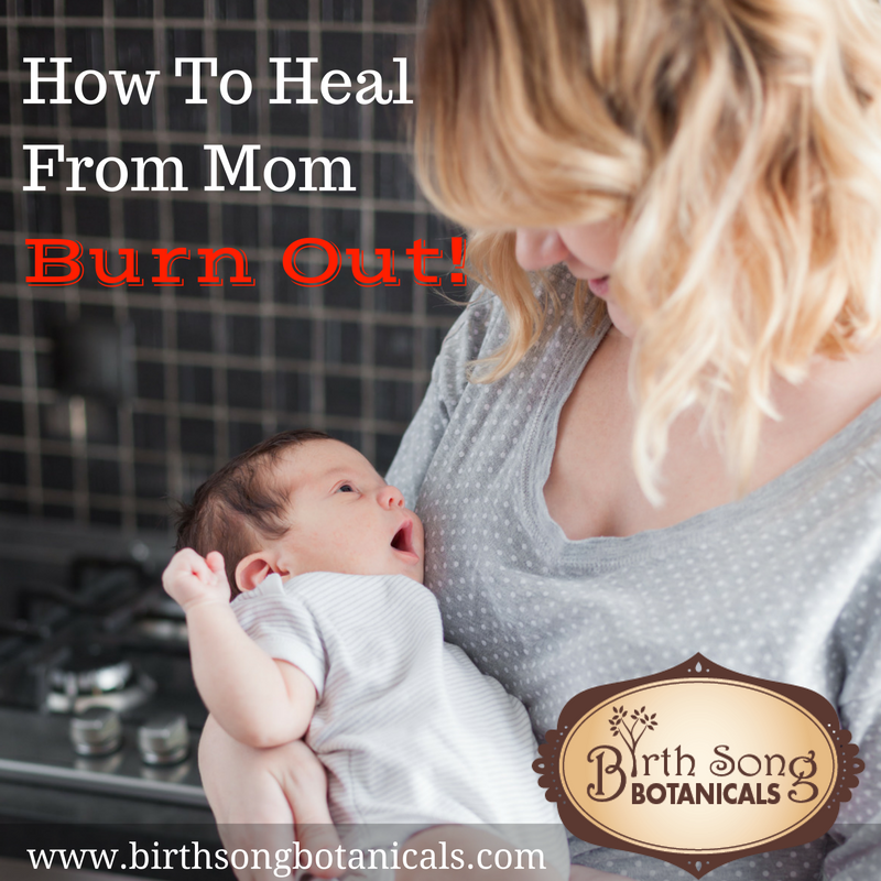 How to Heal from Mom Burnout