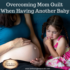 Overcoming Mom Guilt When Having Another Baby