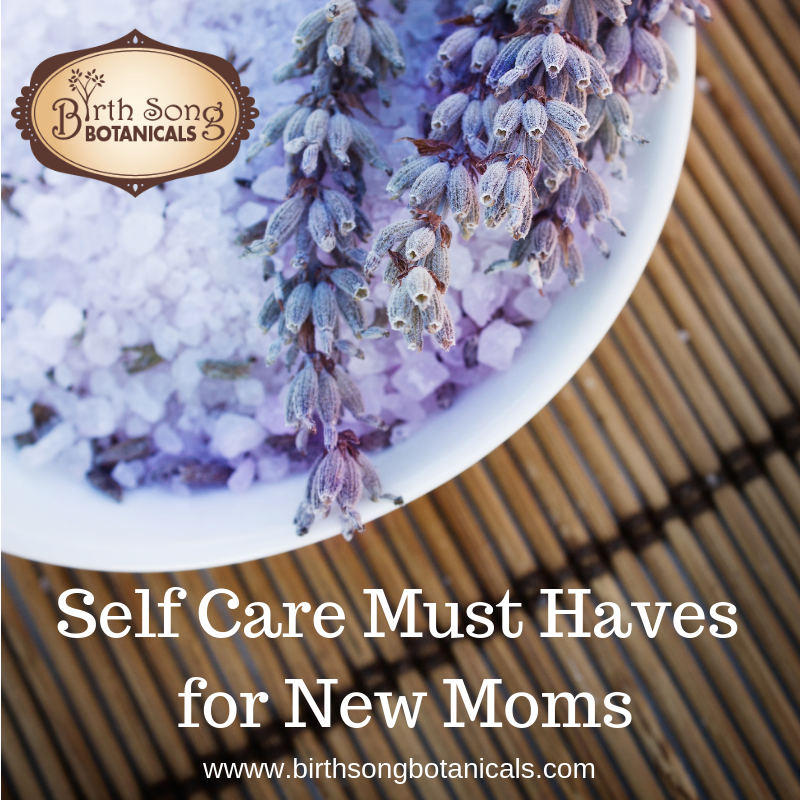 Self Care Must Haves for New Moms