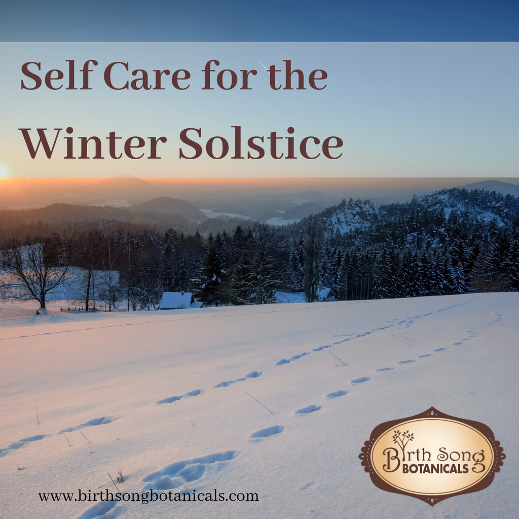 Self Care For The Solstice And The New Year