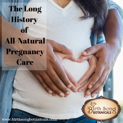 The Long History of All-Natural Pregnancy Care