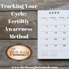 Tracking Your Cycle: Fertility Awareness Method
