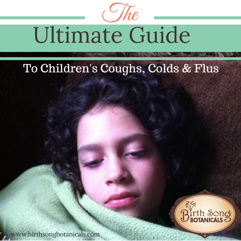 Ultimate Guide To Children's Coughs, Colds & Flus