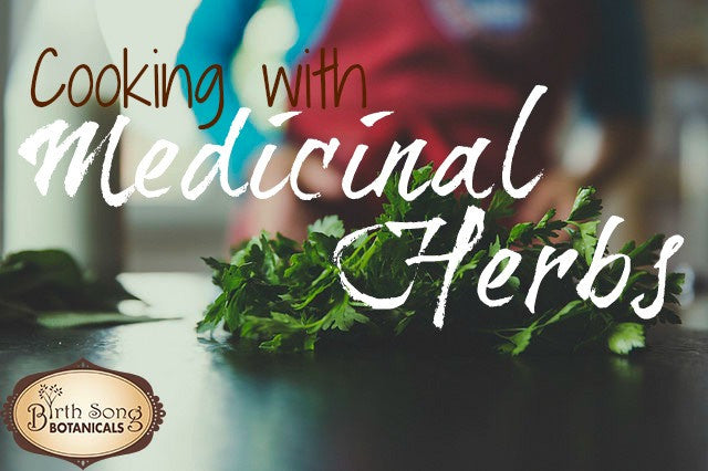 Cooking with Medicinal Herbs
