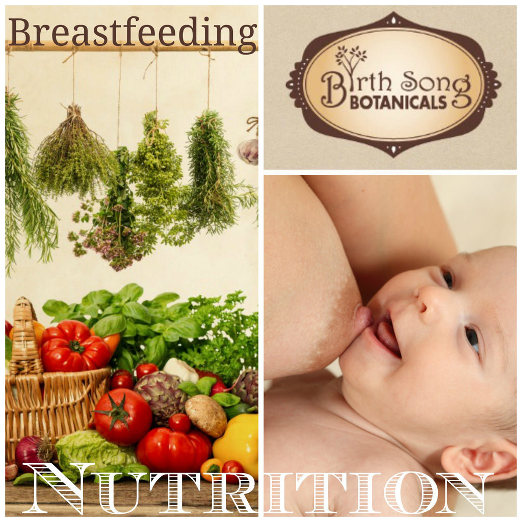 Keeping up with Breastfeeding Nutrition