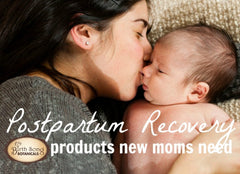 After Birth Recovery Products New Moms Need