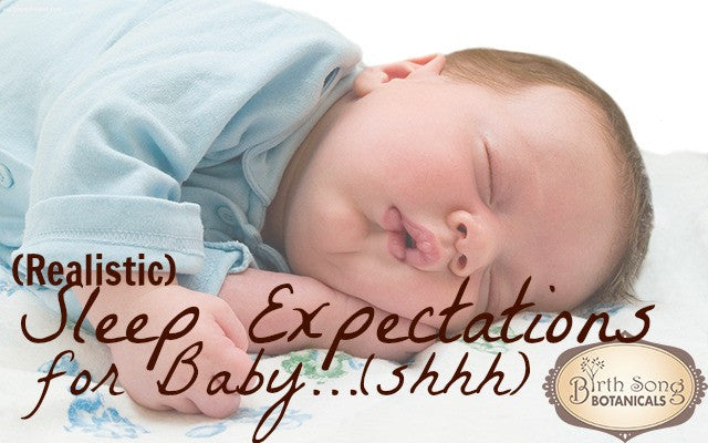 Realistic Sleep Expectations for Baby