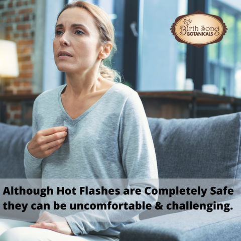 hot flashes and menopause