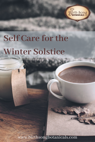 self care for the solstice