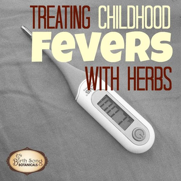 Treating Fevers with Herbs