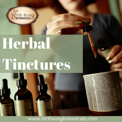 Everything you need to know about herbal tinctures