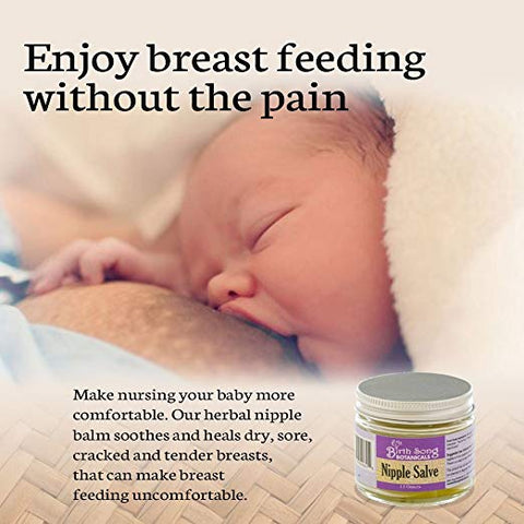 Breastfeeding cream