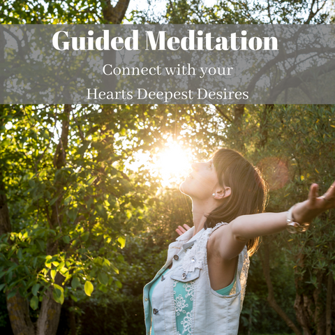 guided meditation for hot flashes
