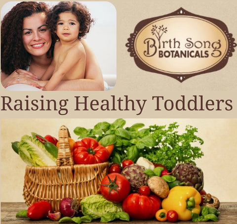 Raising Healthy Toddlers