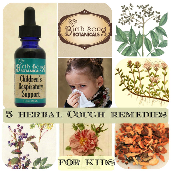 Herbal cough Remedy
