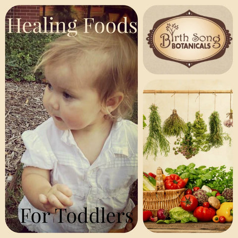 Good foods for toddlers