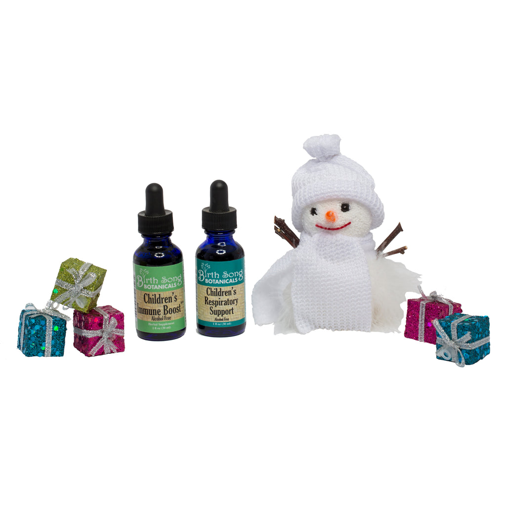 Organic Herbal Immune Support for Kids