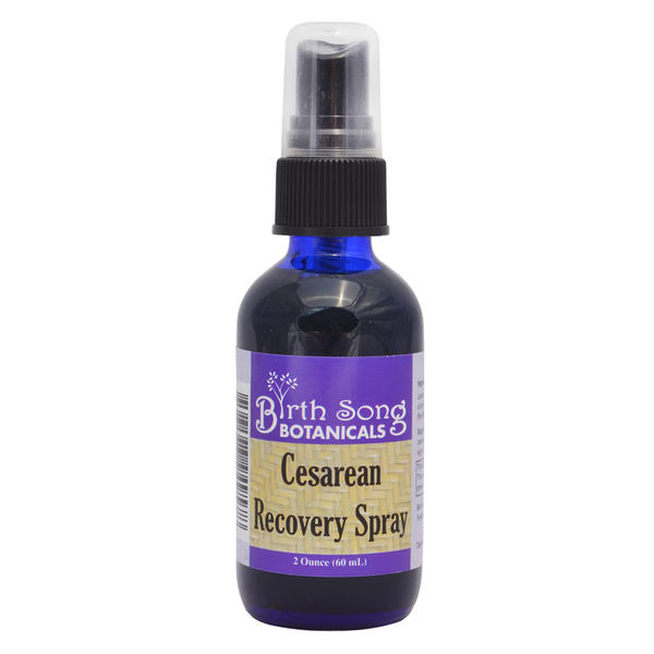 Cesarean Recovery spray for c-section scars