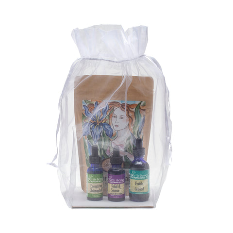 Fertility and Conception Herbal Support Gift Set