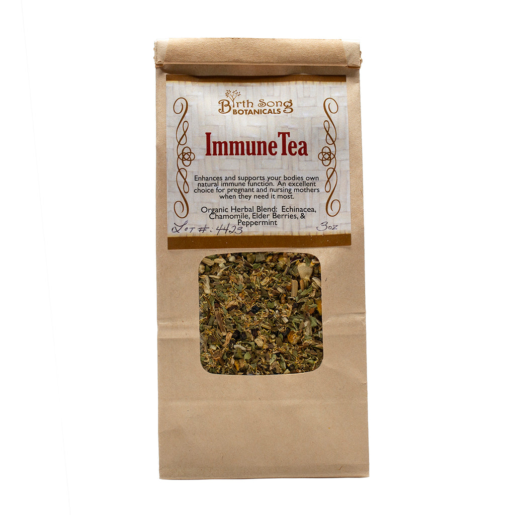 herbal cold and flu Recovery Kit. Immune tea