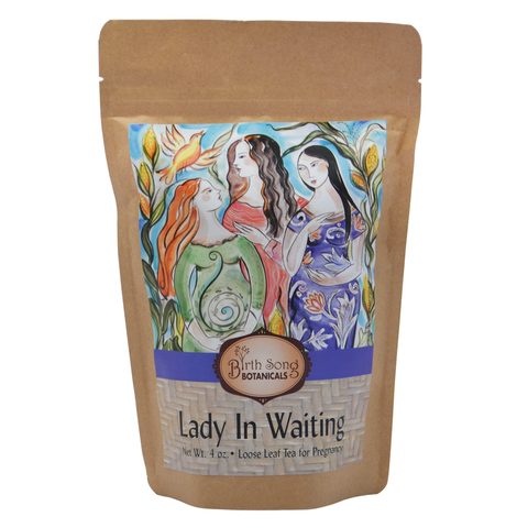 Lady in Waiting loose leaf