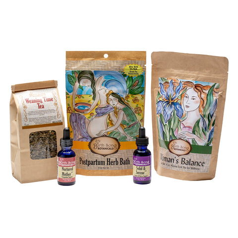 Grief and Loss Herbal Recovery Gift Set