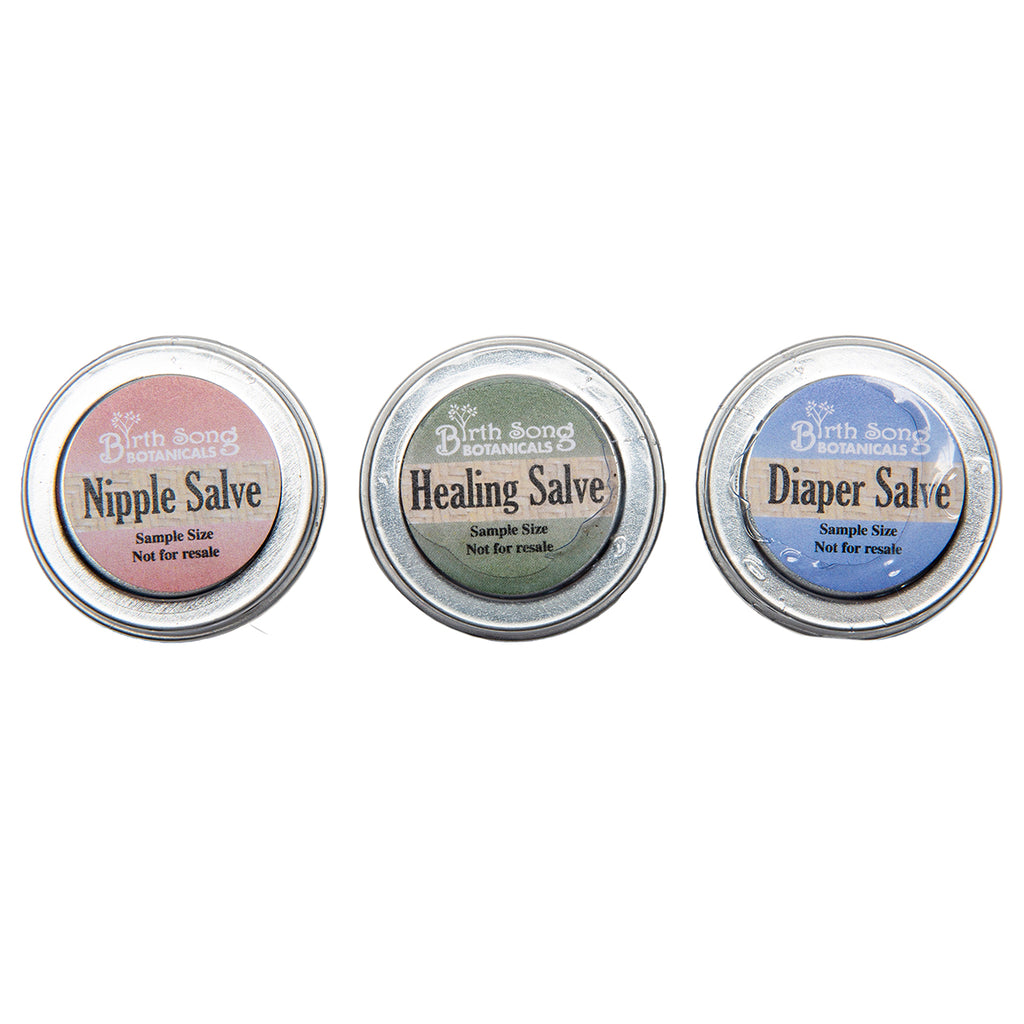 Salve Samples For Organizations