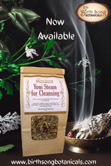 yoni steam for cleansing toxicity