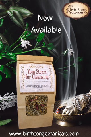 yoni steam for cleansing