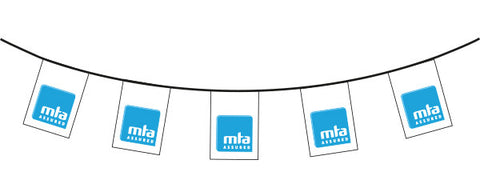 MTA Bunting. Member Price Starting At:  (Choose you options from the drop down list).