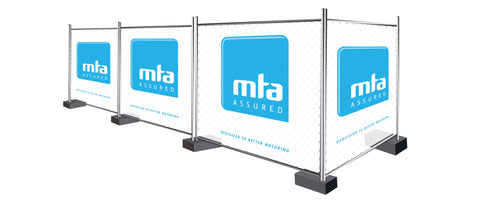 MTA Fencewrap. Member Price Starting At:  (Choose you options from the drop down list).