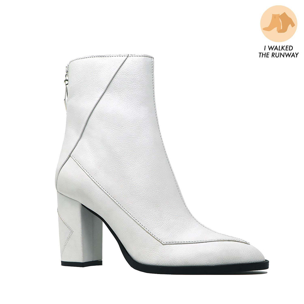 *ALMASI white vegan apple leather - ReBoot