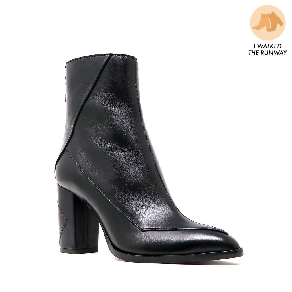 *ALMASI black leather - ReBoot