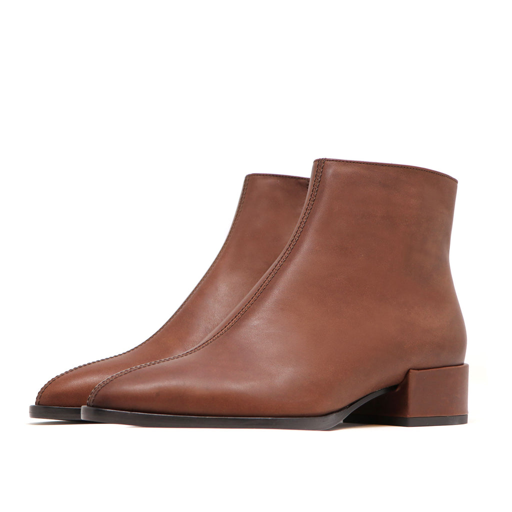 CASSIDY chestnut calf leather