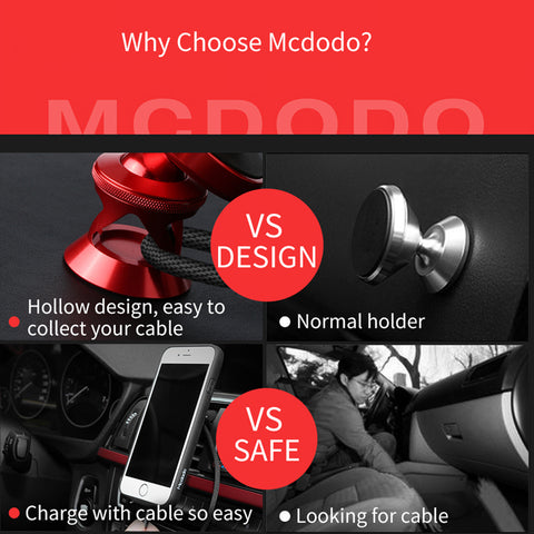 Mcdodo Car Phone Holder