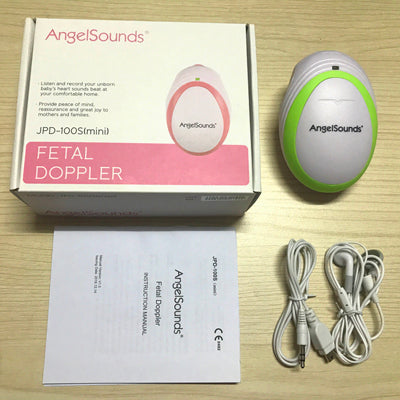 Angelsounds Jumper Mini Doppler Baby Monitor