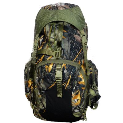 Metal Frame Camo Hunting Backpack - 55 Liter WFS Pack