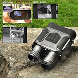 Night Vision Binocular Video Camera - 400 yards - 7x Zoom