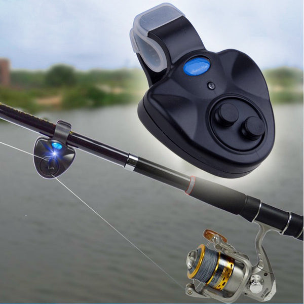 Fishing Bite Alarm with Sound & Light