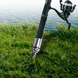 Pocket-Size Fishing Rod Holder - Strong Metal