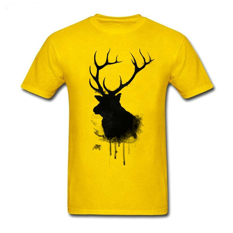 Bull Elk Men's T-Shirt