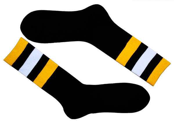Pittsburgh Socks 3-pack