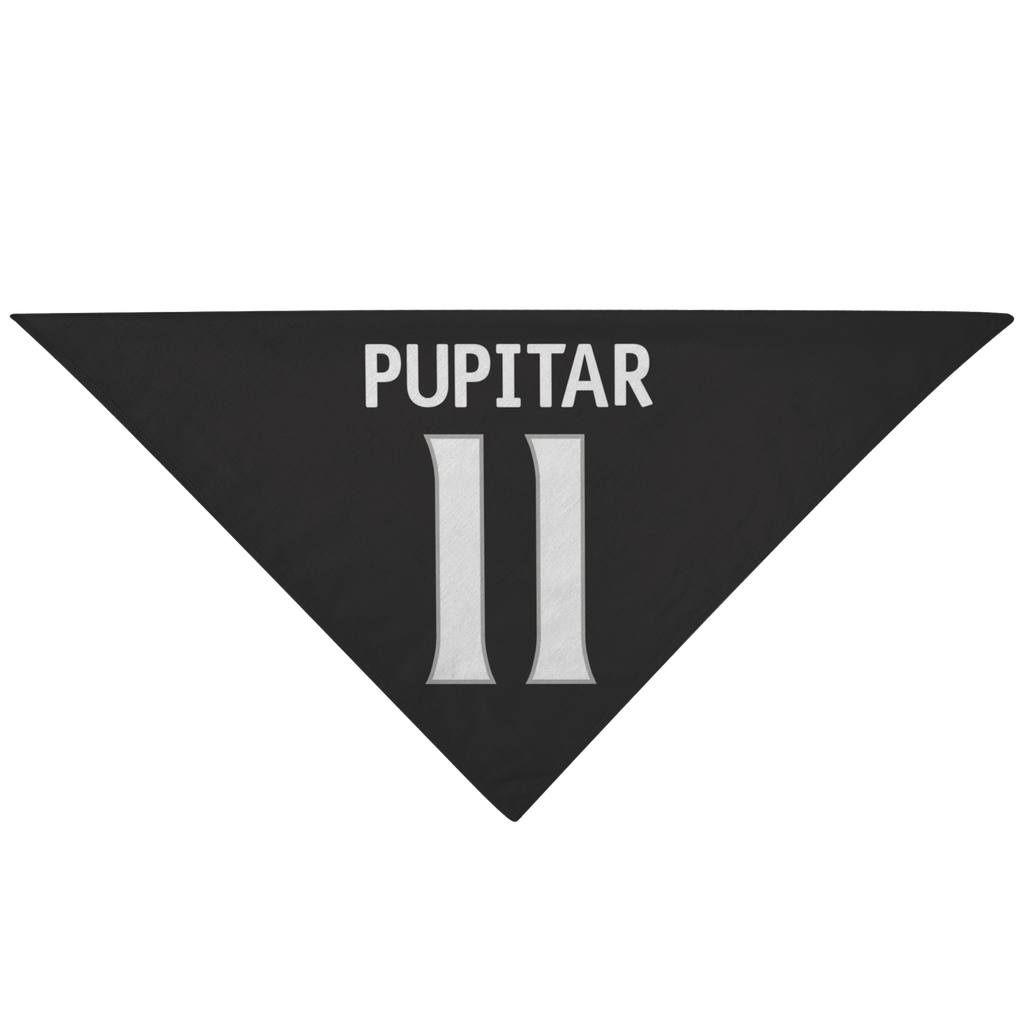 PUPITAR #11 (Back) - Pet Bandana