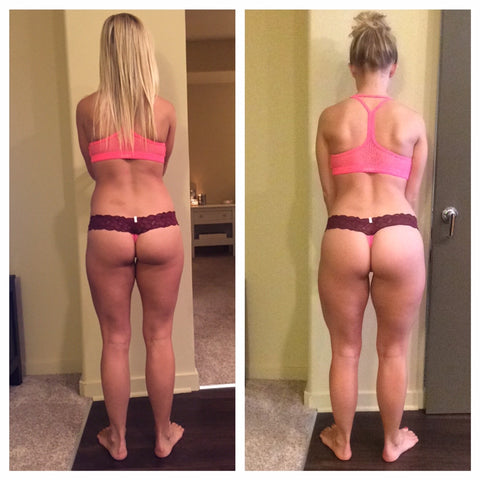 Erin - 12 Week Booty Building Transformation